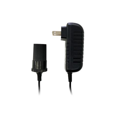 シガーソケット用ACアダプター「UPS300/400/500に最適」