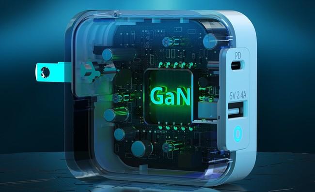 """高速充電&タイプCの充電も可能な""""PD充電器65W USB-A+TypeC 急速充電器""""の取り扱いを開始致します。"""